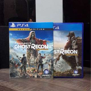 Ghost Recon-Deluxe Edition