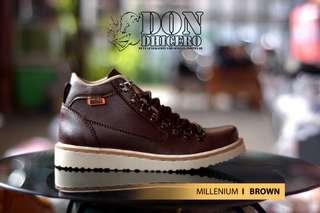 Sepatu boots dondhicero milenium