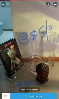 Vases, Magazine Holder