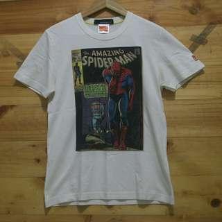 Samuel Kevin x marvel comic spiderman t shirt original