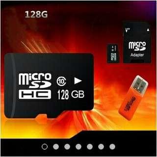 🚚 限量100個中信128gb 記憶卡 MicroSD 80MB/s C10記憶卡手機 平板 [非金士頓 創見 128G