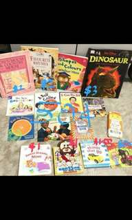 Part 2 Young children learn to read English books knowledge books