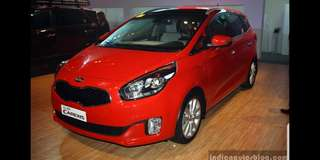 Brand new KIA CARENS for rent