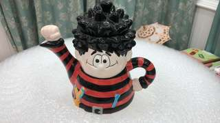 Dennis the Menace Teapot Cardew