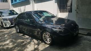BMW E60 525 LCI MSPORT BODYKIT