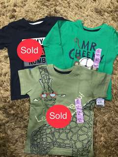 Primark (12-18m boys). Hurry, stocks running low! Get yours now:)