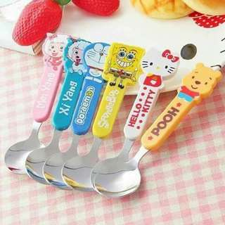 Kids Stainless Spoon