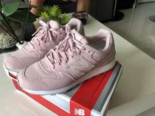 New Balance 996 6.5 Womens Pastel Pink