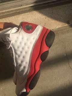 Jordan cherry 13s