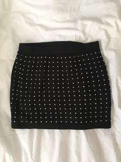 High waisted dress skirts Small