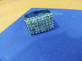 Diamond Ring Costume Jewellery