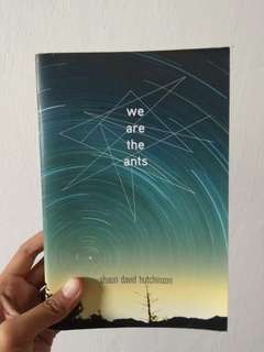 We Are the Ants 'for sale'