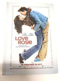 Love Rosie Themed Notebook