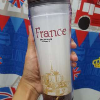 Starbucks Global Icon France Tumbler