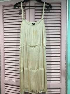 H&M 20's inspired Flapper era Dress Medium/ Large