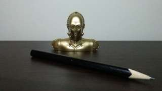 Star Wars 3CPO Pencil Topper from Nestle Cereals