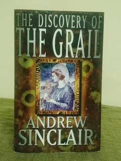 Discovery of the Grail, The  Author: Andrew Sinclair $4