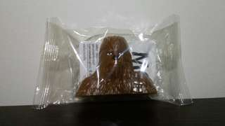 Star Wars Chewbacca Pencil Topper (Sealed) from Nestle Cereals