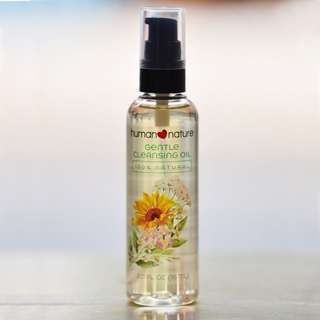 Human Nature Hypoallergenic Gentle Cleansing Oil