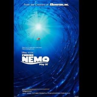 [Rent-A-Movie] FINDING NEMO (2003) [MCC004]