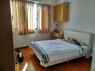 Paya Lebar Condo Common Room w/ Private Bathroom