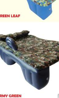 Inflatable bed car offer