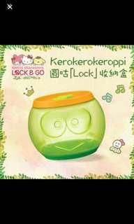 7-11 711 7仔 sanrio Lock & go