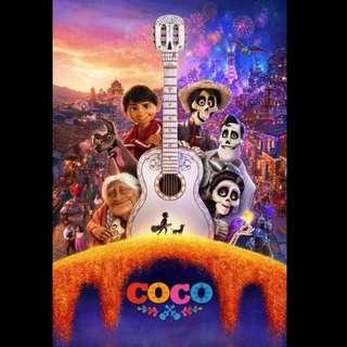 [Rent-A-Movie] COCO (2017) [MCC004] (Admin's choice)