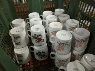 Chinese Cultural Revolution Mugs