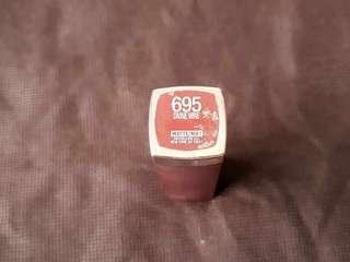 Maybelline Creamy Matte Lipstick in 695 Divine Wine