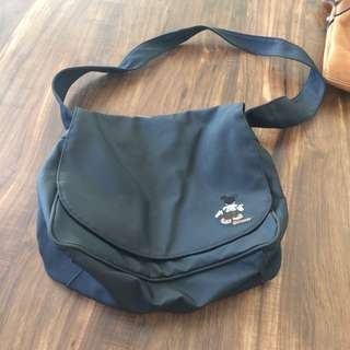 Black Disney Sling Bag