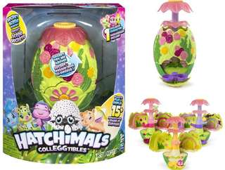BNIB Hatchimals Secet Scene Playset