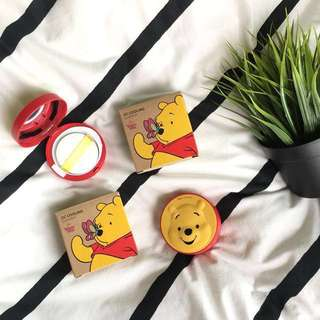 BN The Face Shop CC Cooling Cushion (Refill) Winnie The Pooh Edition