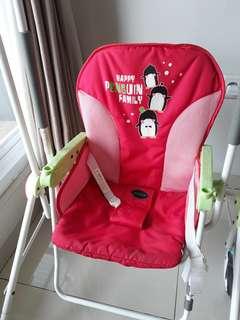 Kursi ayun bayi