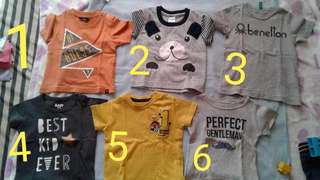 preloved clothes baby boy