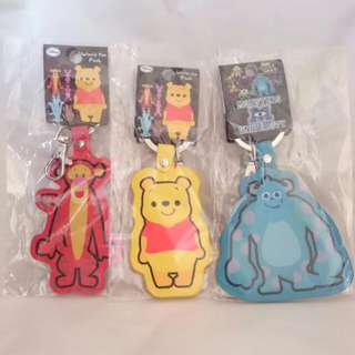 LAST PIECE Japan Disney Funko Pop Series Keychain Toy Story Sulley Winnie The Pooh Tigger