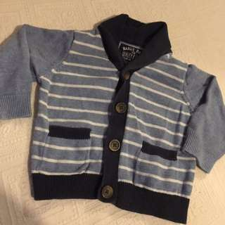 Baby Winter Jacket Sweater Cardigan 3-6m from UK