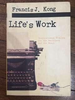 Life's Work (Francis Kong)