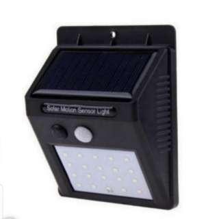 20 LED Solar Power Motion Sensor Light