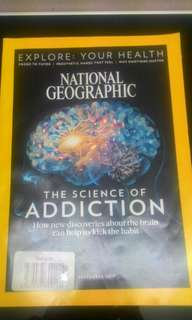 National Geographic (Science of Addiction)