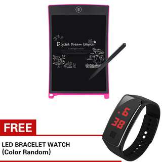 8.5in LCD Writing Tablet