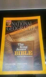 National Geographic (The King James Bible)