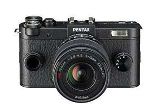 PENTAX with Accessories and charger