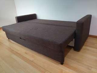 FRIHETEN三座位梳化床