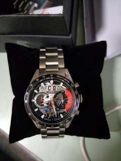 🚚 Aries gold watch G70085 Black