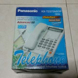 Panasonic Telephone (brand new)