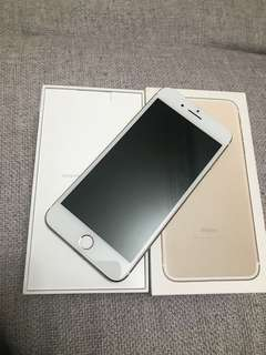 IPhone 7 Plus 128gb Gold (used)