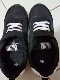 H&M Black & White Sneakers