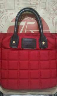 Tommy Hilfiger Red Handbag