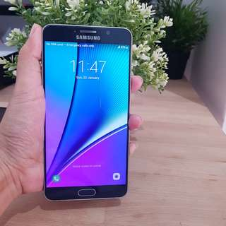 Samsung Galaxy Note 5 32gb Dualsim SEIN